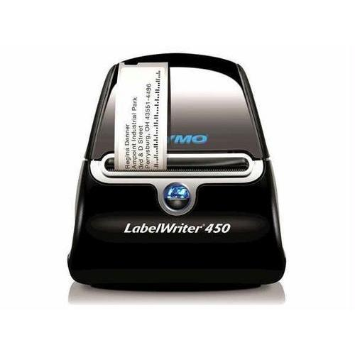 DYMO LABELWRITER 450 LABEL PRINTER FOR PC AND MAC, 2 YEAR WARRANTY