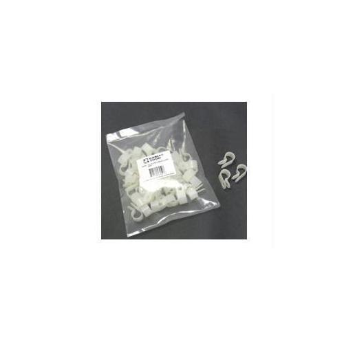 .5IN NYLON CABLE CLAMP - 50PK