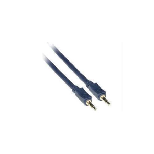 1.5FT VELOCITYANDTRADE; 3.5MM M/M MONO AUDIO CABLE