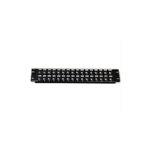 Legrand 16-port Blank Keystone/multimedia Patch Panel