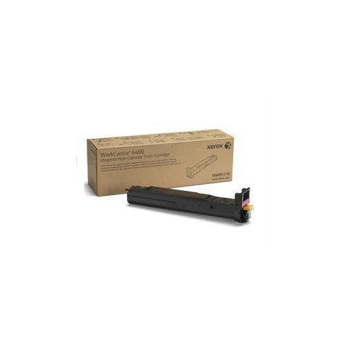 Xerox Magenta High Capacity Toner Cartridge (16500 Pages) For Workcentre 6400