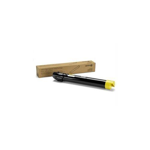 Xerox High Capacity Yellow Toner Cartridge (17800 Pages) For Phaser 7500