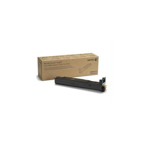 Xerox Cyan Standard Capacity Toner Cartridge (8000 Pages) For Workcentre 6400