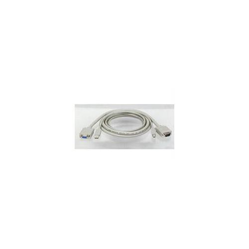 10FT KVM SWITCH USB CABLE KIT FOR KVM SWITCH B006-VU4-R