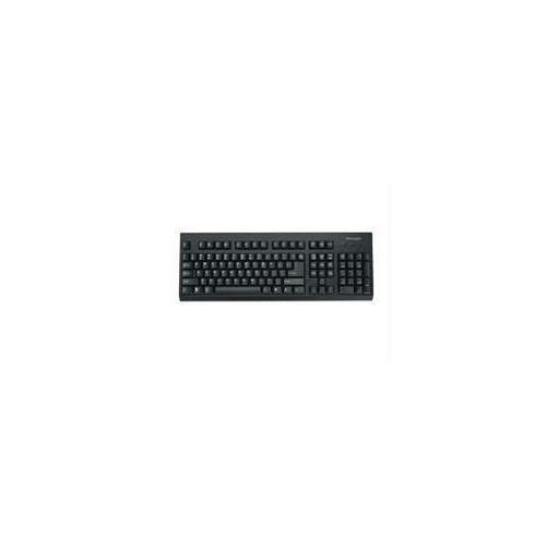 KEYBOARD - 104 - CABLE - USB - BLACK