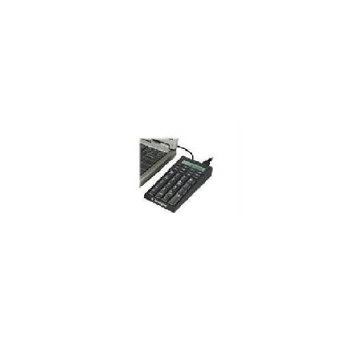 NOTEBOOK KEYPAD/CALCULATOR WITH USB HUB