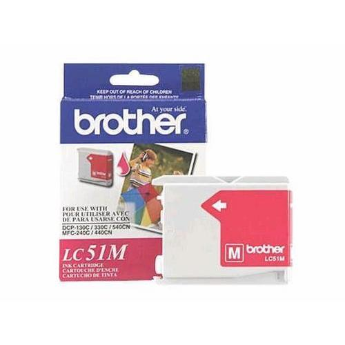 Brother International Corporat Ink Cartridge - Magenta - 400 Pages At 5% Coverage - For Mfc-240c