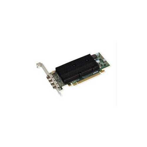 GRAPHICS ADAPTER - MATROX M9148 LP PCIE X16 - PCI EXPRESS X16 - 1 GB - GDDR2 SDR