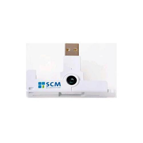 PORTABLE ID1 CONTACT SMART CARD READER