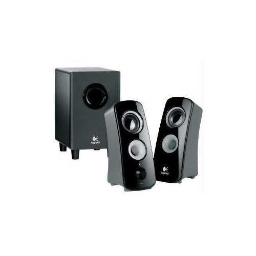 Logitech Pc Multimedia Speakers - 30 Watt - 55 - 20000