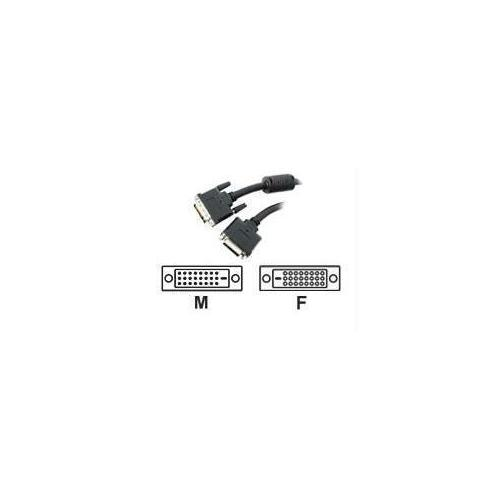 15 FT DUAL LINK MONITOR DVI-D EXTENSION CABLE - M/F