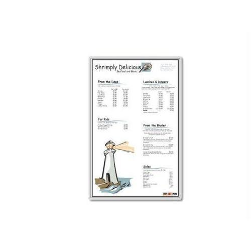 Fellowes, Inc. Laminating Pouches Menu 3mil 25pk,dds Must Be Ordered In Multiples Of Case Qty=2