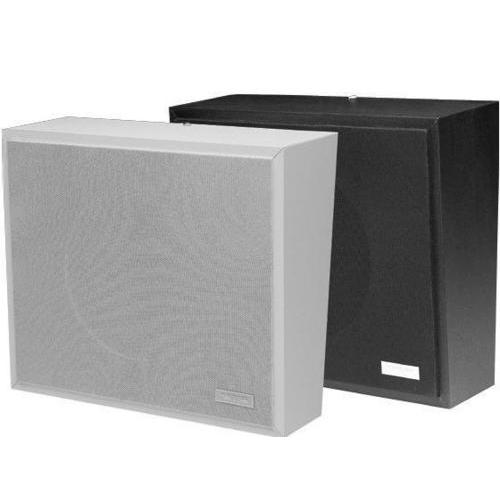ONE-WAY, AMPLIFIED WALL SPEAKER, WHITE