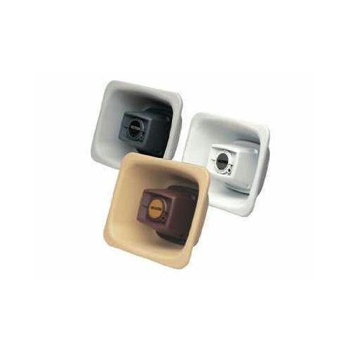 Valcom One-way, 3 W Amplified Flexhorn W/mount