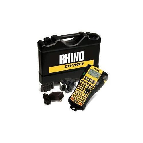RHINO 5200 INDUSTRIAL LABELING TOOL.  INCLUDES RHINO 5200 AND CARRYING CASE, 3/4