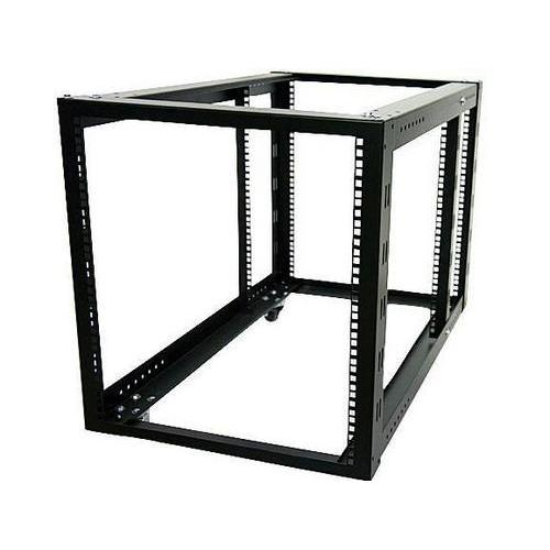 12U 4 POST SERVER OPEN RACK CABINET