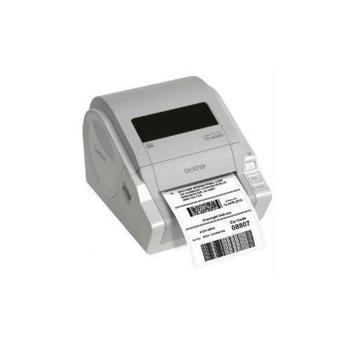 TD-4000 - LABEL PRINTER - DIRECT THERMAL - UP TO: 259.8 IN/MIN - 300 DPI X 300 D