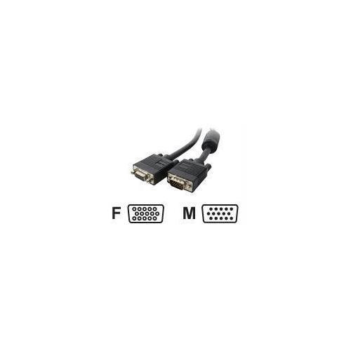 10FT VGA CABLE - VGA VIDEO CABLE - VGA MONITOR CABLE - HD15 TO HD15 CABLE - VGA