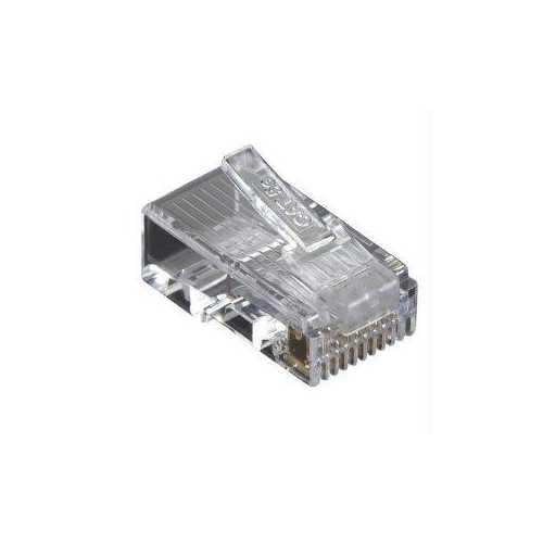 Black Box Network Services Black Box Connect Cat5e Rj-45 Modular Plugs Unshielded 100-pack