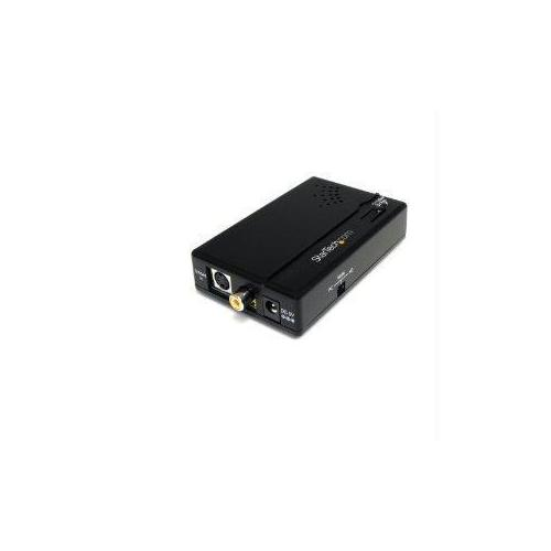 Startech Convert A Composite Or S-video Signal And The Accompanying Audio To Hdmi - Compo