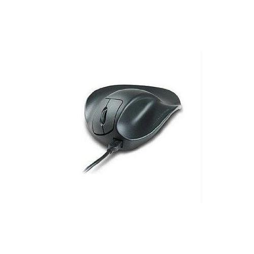 HANDSHOEMOUSE MOUSE - BLUETRACK - CABLE - BLACK - RETAIL - USB - 1500 DPI - SCRO