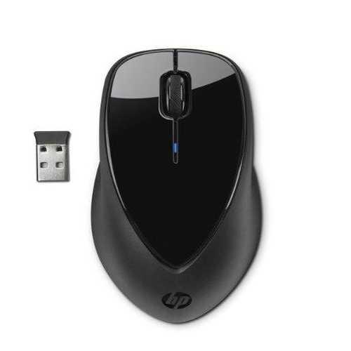 Hp Inc. Hp Wireless Mouse X4000 Laser Sensor Blk