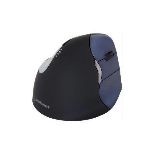 EVOLUENT VERTICALMOUSE 4 RIGHT WIRELESS - OPTICAL - WIRELESS - RADIO FREQUENCY -