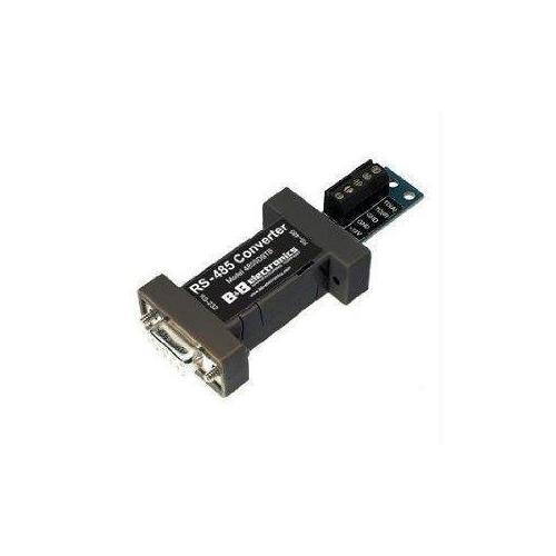 B+b Smartworx Port Powered Rs-232/485 Converter - Db9f-terminal Block
