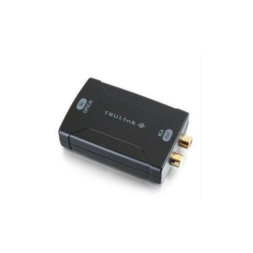 C2g Toslink To Dual Rca - Audio Converter