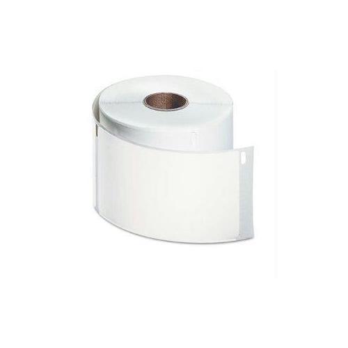 POLY, WHITE LABEL 2 5/16IN X 4IN, 250 PER ROLL, 1 ROLL PER BOX