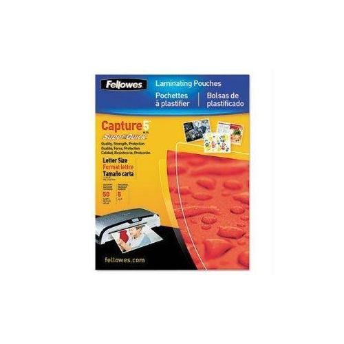 LAMINATING POUCH LETTER 11.5IN X 9IN LANDSCAPE 5MIL 100PK