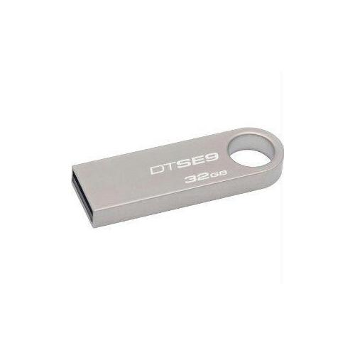 Kingston 32gb Usb 2.0 Datatraveler Se9 (metal Casing) Us