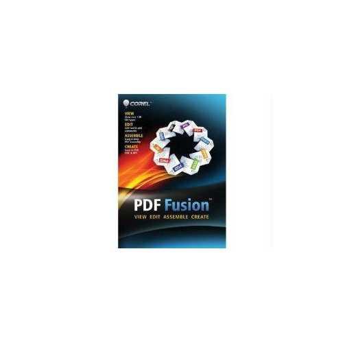 COREL PDF FUSION ESD