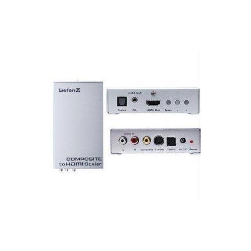 GEFENTV COMPOSITE TO HDMI SCALER