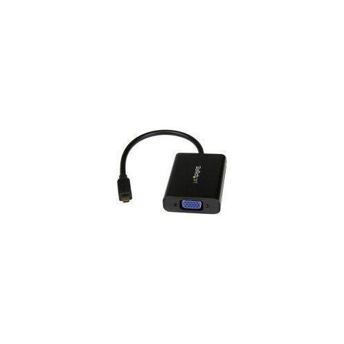CONVERT A MICRO HDMI VIDEO SIGNAL TO VGA, WITH DISCRETE AUDIO OUTPUT - MICRO HDM