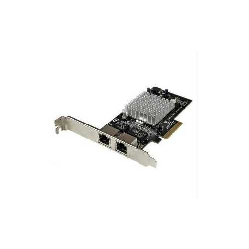 Startech Add Dual Gigabit Ethernet Ports To A Client, Server Or Workstation Through A Pci