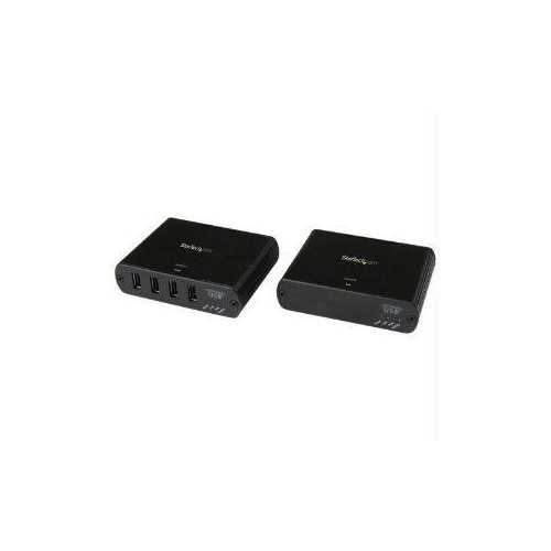 Startech Extend Usb 2.0 Devices Up To 330ft (100m) Over A Gigabit Ethernet Lan, Or Dedica