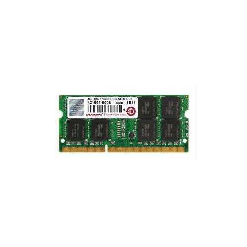 4GB DDR3 1333 ECC-SO-DIMM 2RX8