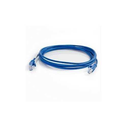 1.5FT CAT6 SNAGLESS UNSHIELDED (UTP) SLIM ETHERNET NETWORK PATCH CABLE - BLUE