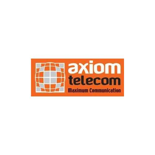 Axiom Lc/lc Multimode Duplex Om2 50/125 Fiber Optic Cable 7m