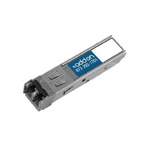ADDON ALCATEL-LUCENT SFP-100-LC-SM15 COMPATIBLE TAA COMPLIANT 100BASE-LX SFP TRA