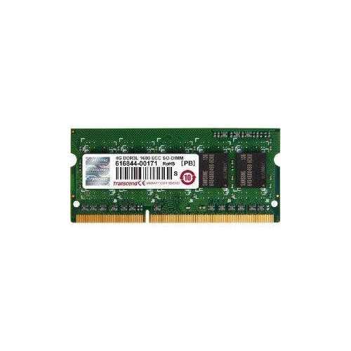 4GB DDR3L 1600 ECC-SO-DIMM 1RX8
