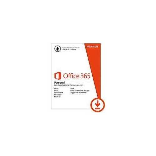 OFFICE 365 PERSONAL (AR) ESD,OFFICE 365 PERSONAL IS THE BEST OFFICE FOR YOU, AT
