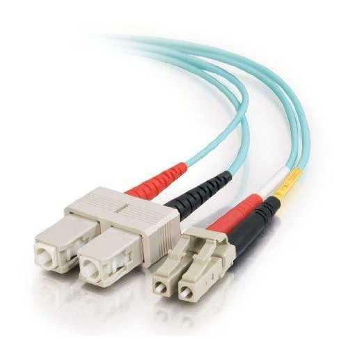 0.5M LCSC 10GB 50/125 MM OM3 FIBER CABLE