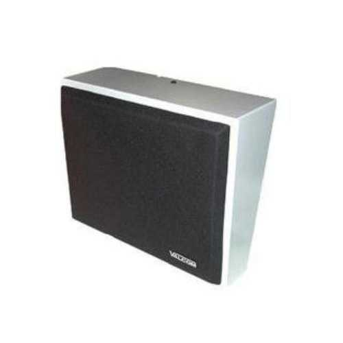 IP WALL SPEAKER ASSEMBLY, GRAY W/BLACK GRILLE