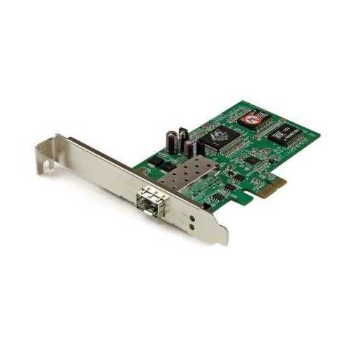 Startech Connect A Pci Express-based Desktop Or Rackmount Pc Directly To A Fiber Optic Ne