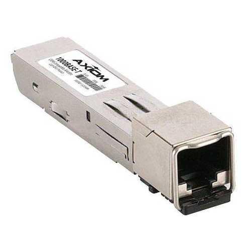 AXIOM 1000BASE-T SFP TRANSCEIVER FOR DATACOM - SFP-RJ45