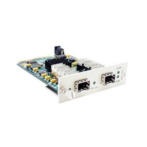 Add-on Addon 10g Oeo Converter (3r Repeater) With 2 Open Sfp+ Slots Media Converter Car
