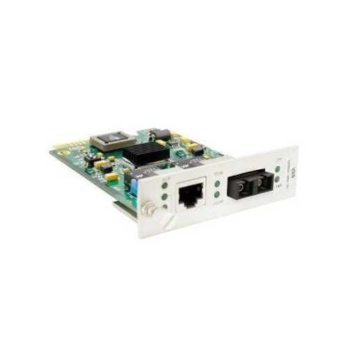 Add-on Addon 10/100base-tx(rj-45) To 100base-lx(sc) Smf 1310nm 20km Media Converter Car