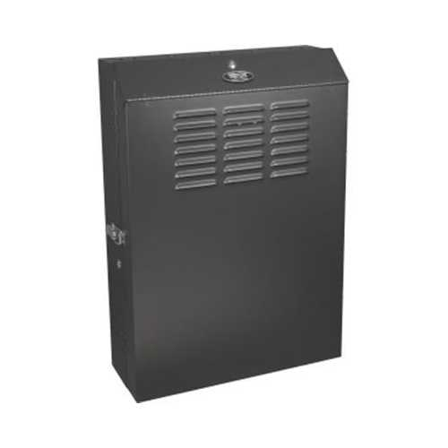 5U WALLMOUNT LOW PROFILE RACK ENCLOSURE VERTICAL 36 INCH MOUNT DEPTH